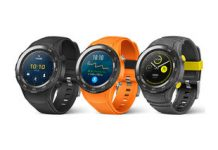 Here's what the sporty Huawei Watch 2 looks like in three colours