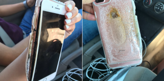Apple Investigating iPhone 7 Plus Caught Melting on Video