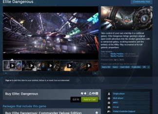 How to enable VR for Elite: Dangerous