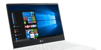 LG's ultralight Gram laptops now available starting at $1,000