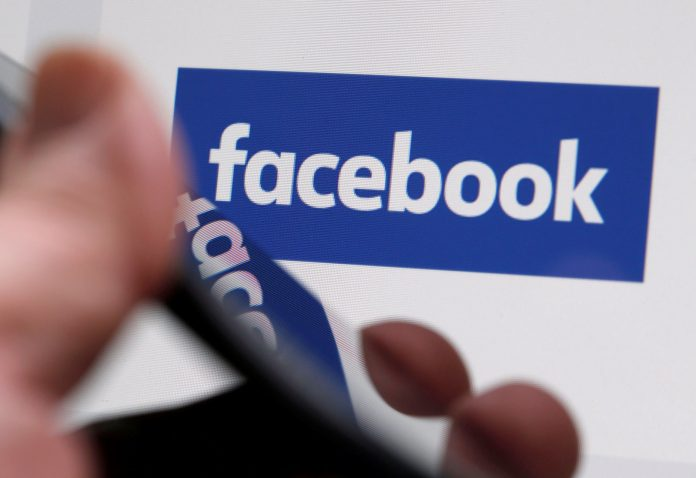 Facebook claims a technical error automatically logged users out