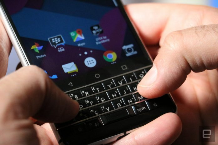 We're live from BlackBerry Mobile's MWC 2017 press conference!