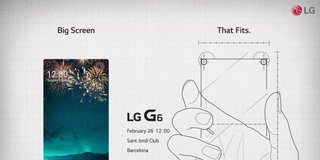 When is the LG G6 launch and how can I watch it live?