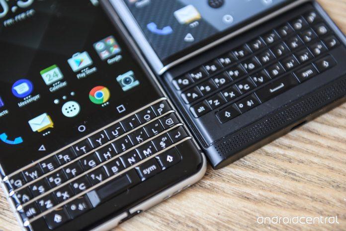 BlackBerry KEYone vs. BlackBerry Priv: Lock, stock and mobile