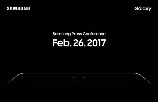 Samsung at MWC 2017: Galaxy Tab S3 liveblog at 1:00 p.m. ET Feb. 26!