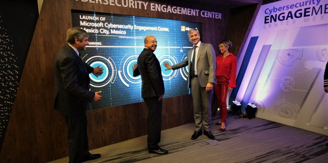 Microsoft bolsters global fight against cybercrime with new facility in Mexico