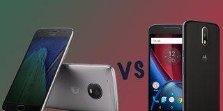 Motorola Moto G5 Plus vs Moto G4 Plus: What's the difference?