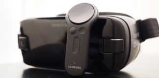 A first look at Gear VR's motion controller