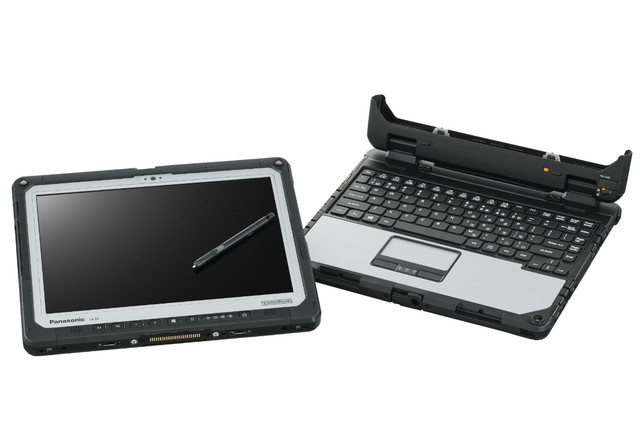 Panasonic Toughbook CF-33 is the Windows 10 2-in-1 that can go anywhere