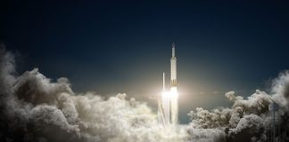SpaceX is planning to send two tourists on a trip around the moon next year