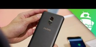 Hands on with the Nubia N1 Lite