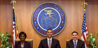 FCC chief says net neutrality rollback will hasten 5G infrastructure buildout
