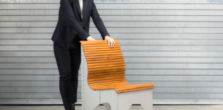 Take a seat and read all about this awesome shape-shifting chair