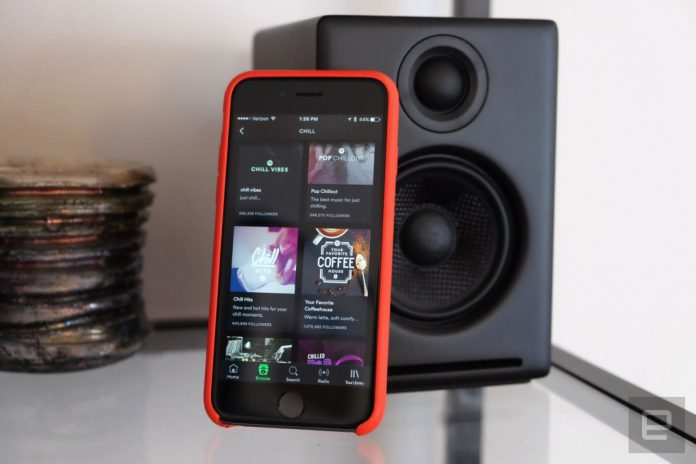 Spotify is close to offering lossless-quality music