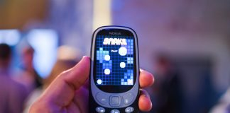 'Snake' isn't the only game you can play on the nostalgia-heavy Nokia 3310