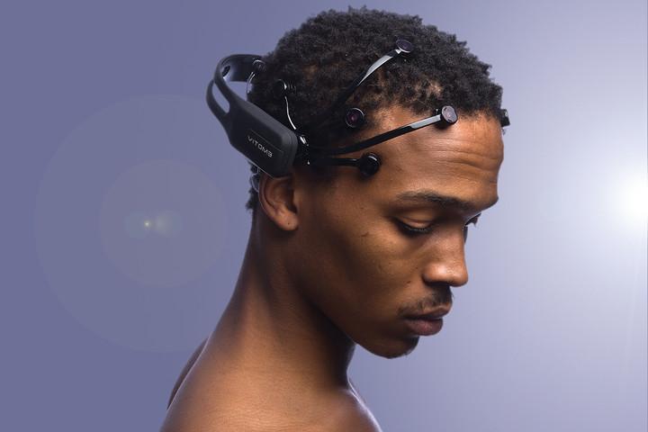 Emotiv EEG headset