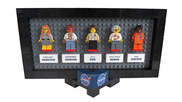 Not-so-hidden figures: Lego confirms development of 'Women ...