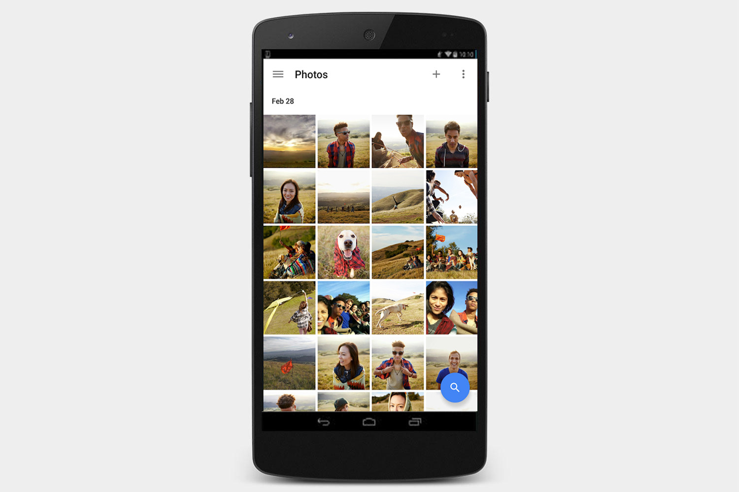 google-photo-screen