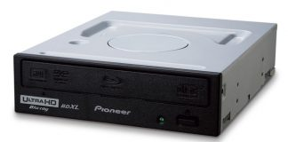 Could Pioneer's UltraHD Blu-ray drive be the last optical drive you ever buy?