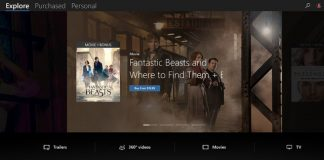 Microsoft starts rolling out a new Movies & TV app to Windows Insiders