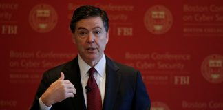 FBI Director Comey: 'no such thing as absolute privacy'