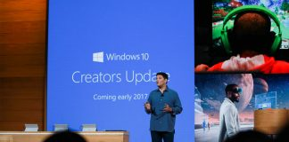 Windows 10 users will reportedly receive the Creators Update on April 11