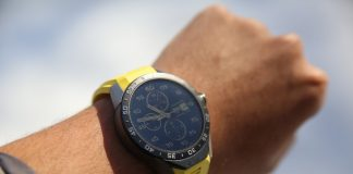 TAG Heuer confirms March 14th debut for its next Android watch