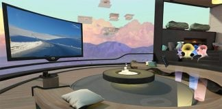 Socialize from the comfort of your couch with Rooms 1.2 on Gear VR
