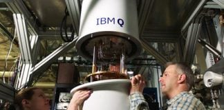 It's the 1940s again: IBM's Scott Crowder on the infancy of quantum computers