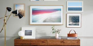 Samsung's The Frame TV doubles as an art piece