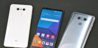 LG lures G6 shoppers with a free Google Home