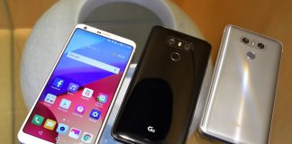 LG sweetens its G6 deal with a free TV