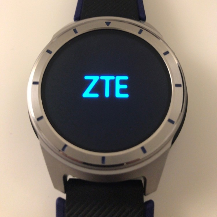 ZTE's leaked Android Wear watch looks metal and cheap