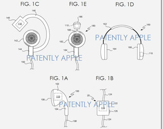 """Apple files patents for """"earbuds with biometric sensing"""", health tracking capabilities on the horizon"""