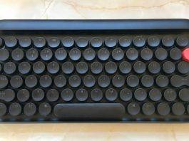 Review: Lofree's Mechanical Bluetooth Keyboard Is a Beautiful, Frustrating Typewriter for Your Mac