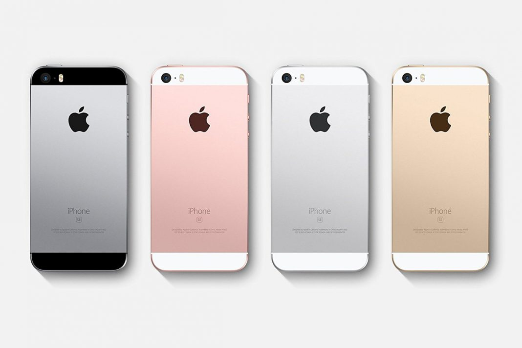 Big phones weighing you down? Get the compact Apple iPhone SE for just $300