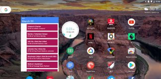 Android 7.1.2 beta 2 for Pixel C adds Pixel launcher, brand new multitasking interface