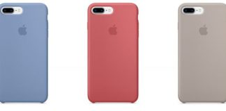 Apple Launches New Silicone and Leather iPhone 7 Case Colors