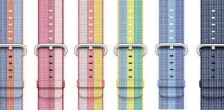 Apple Watch Gets New Striped Woven Nylon, Classic Buckle, and Standalone Nike Sport Bands