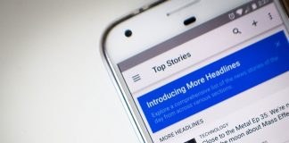 Google News & Weather now gives you way more headlines, because content