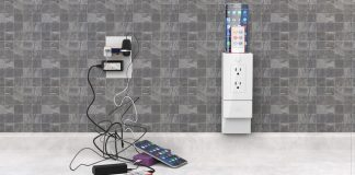 Charge all your devices without all those wires with the Magfast Family
