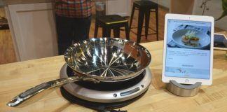 Want seared scallops? The Hestan Cue smart cooking system is pricey but precise