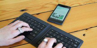 Microsoft Universal Foldable Keyboard review