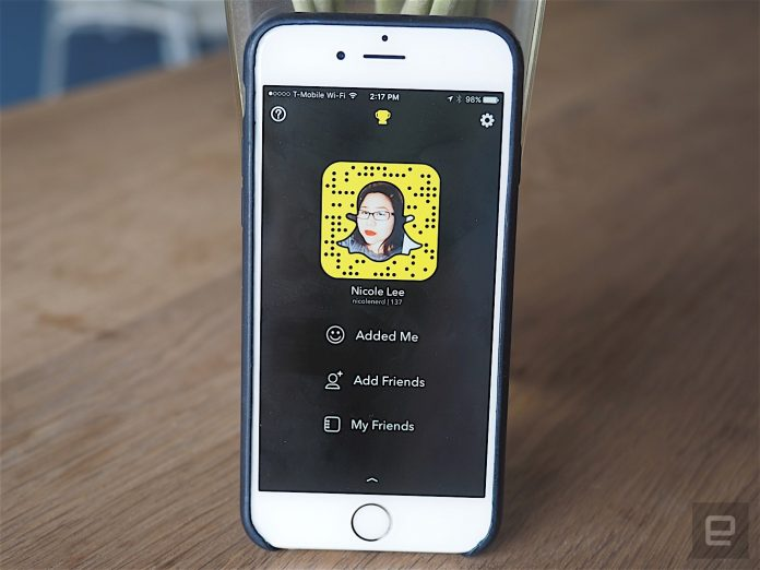 MGM courts millennials with new shows on Snapchat