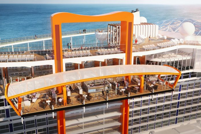 How Celebrity Cruises is using smartphones to put power in passengers' hands