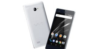 VAIO's slick metal Windows Phone is resurrected for Android