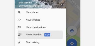 Google Maps Introduces New Location Sharing Feature With Real-Time Friend Tracking