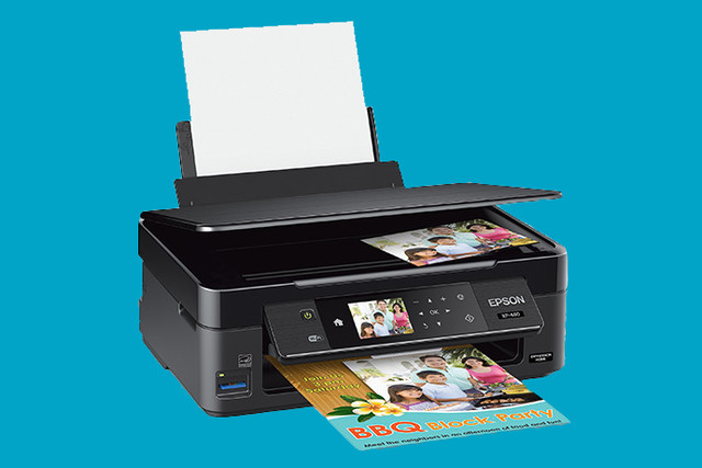 Print your favorite Instagrams wirelessly with Epson's latest budget printer