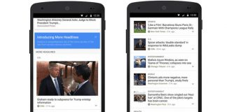 Google News adds 200 articles in new 'More Headlines' section