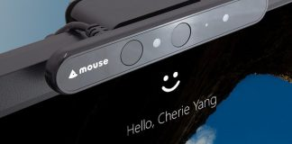Mouse's facial recognition camera is a cost-effective way to use Windows Hello